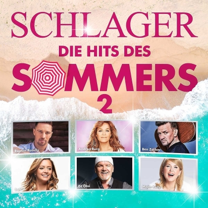 Schlager - Die Hits Des Sommers 2 (2 CD)