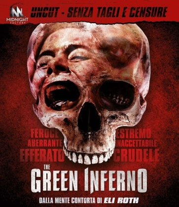 The Green Inferno (2013) (Uncut)