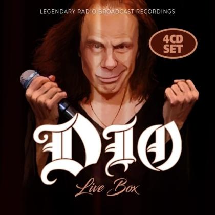 Dio - Live Box (4 CD)