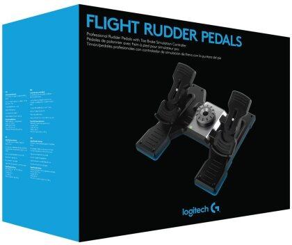 LOGITECH G Saitek, Pro Flight Rudder Pedals
