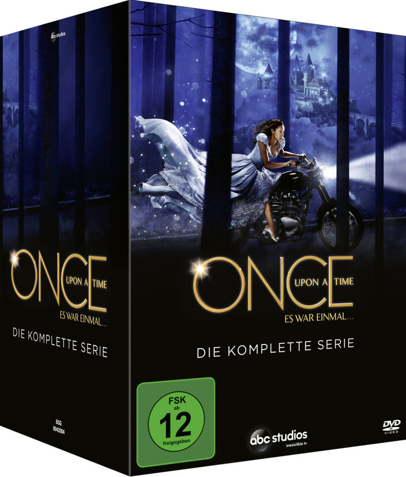 Once upon a time - Es war einmal... - Die komplette Serie - Staffeln 1-7 (42 DVDs)