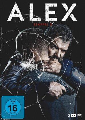 Alex - Staffel 2 (2 DVDs)