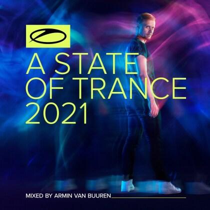 Armin Van Buuren - A State Of Trance 2021 (2 CDs)