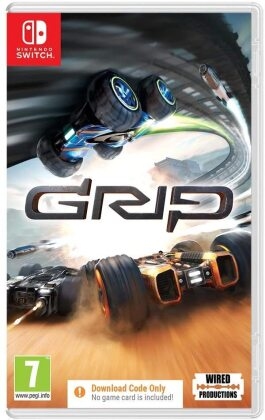 GRIP Combat Racing (Code in a Box)