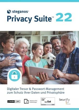 Steganos Privacy Suite 22 (POSA)