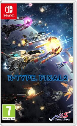 R-Type Final 2 - Inaugural Flight Edition