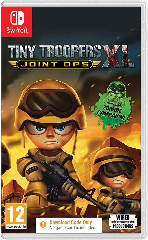 Tiny Troopers Joint Ops XL (Code in a Box)