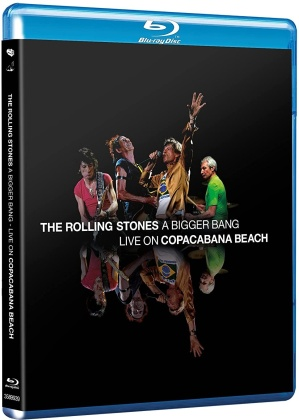 The Rolling Stones - A Bigger Bang - Live In Rio 2006