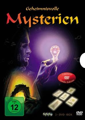 Geheimnisvolle Mysterien (Limited Edition, 3 DVDs)