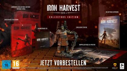 Iron Harvest (Collector's Edition)