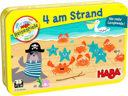 4 am Strand (Kinderspiel)