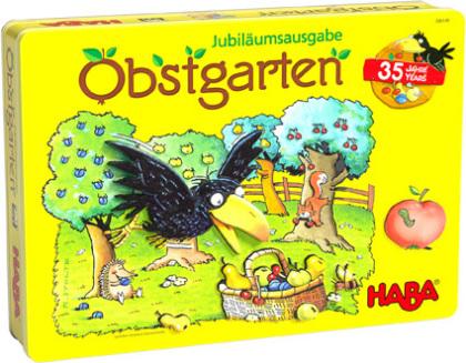 Jubiläumsausgabe Obstgarten (Kinderspiel)