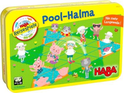 Pool-Halma (Kinderspiel)