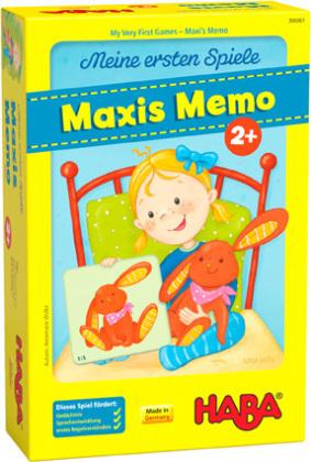 Meine ersten Spiele - Maxis Memo (Kinderspiel)