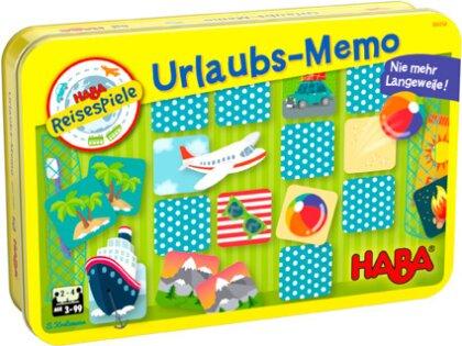 Urlaubs-Memo (Kinderspiel)