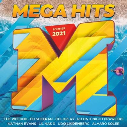 MegaHits-Sommer 2021 (2 CD)