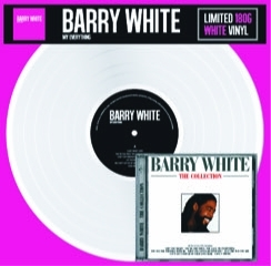 Barry White - My Everything LP & The Collection CD (LP + CD)
