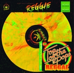 Keep Calm & Love Reggae + Top reggae (LP + 3 CDs)