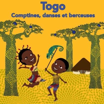 Togo - Comptines, danses et berceuses