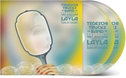 Tedeschi Trucks Band & Trey Anastasio - Layla Revisited (2 CD)