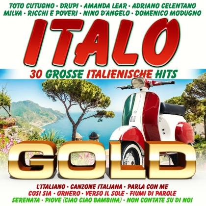 Italo - 30 große italienische Hits (2 CDs)