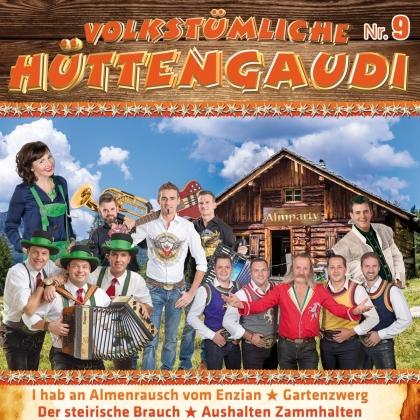 Volkstümliche Hüttengaudi Nr. 9 (2 CDs)