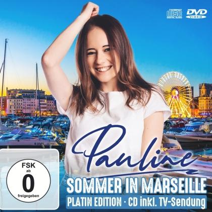 Pauline - Sommer in Marseille (Platin Edition, CD + DVD)