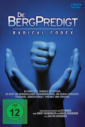 Die Bergpredig - Radical Codex
