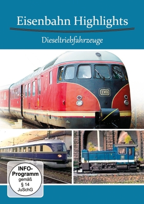 Eisenbahn Highlights - Dieseltriebfahrzeug