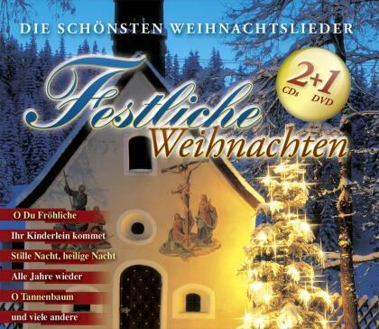 Festliche Weihnachten (DVD + 2 CDs)