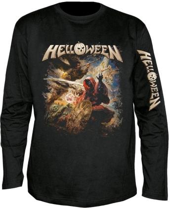 Helloween - Helloween Cover Longsleeve - Grösse S