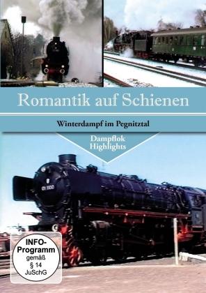 Romantik auf Schienen - Winterdampf Im Pegni