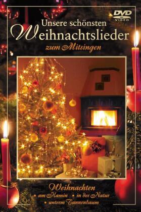 Unsere schönsten Weihnachtslieder zum Mitsingen