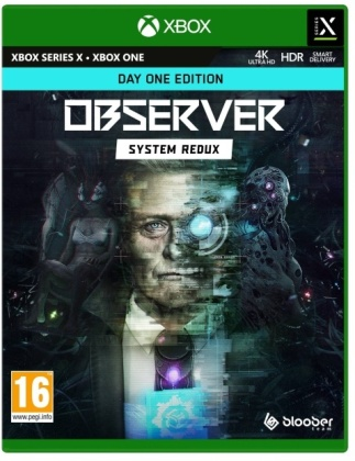 Observer - System Redux (Day One Edition)