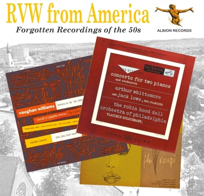 Rvw From America: Forgotten Recordings Of The 50'S