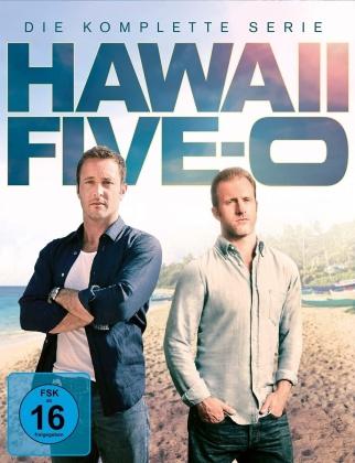 Hawaii Five-O - Die komplette Serie (61 DVDs)
