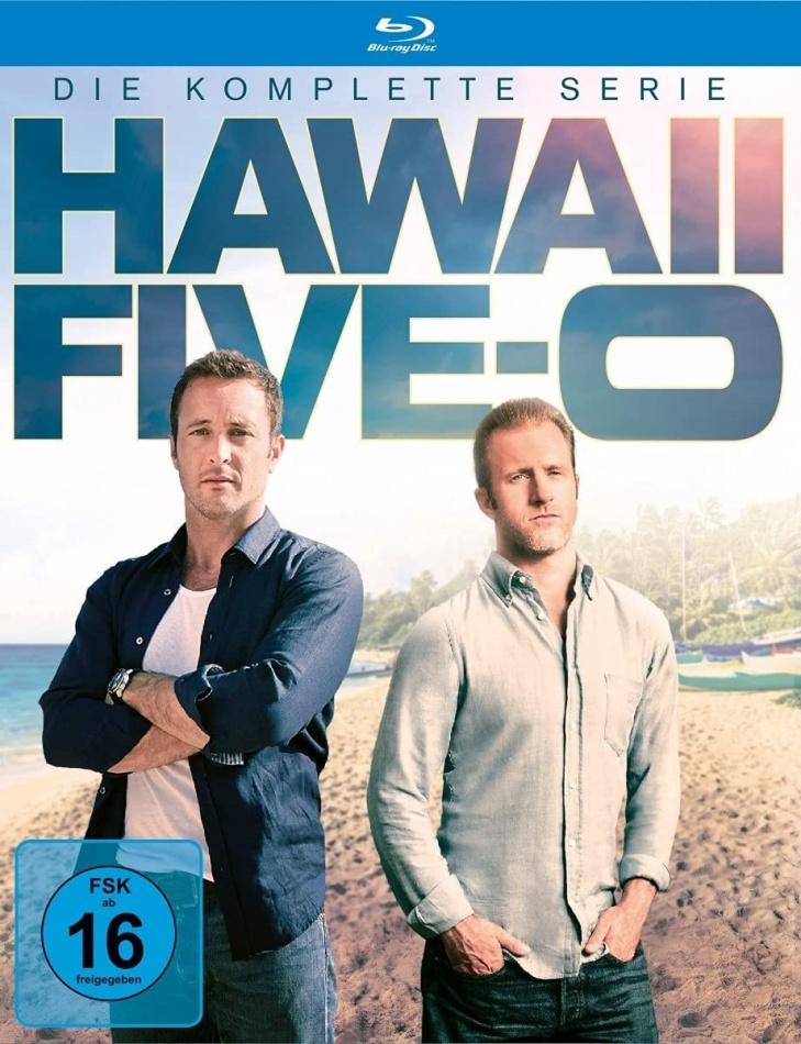 Hawaii Five-O - Die komplette Serie (54 Blu-rays)
