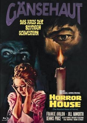 Gänsehaut (1969) (Eurocult Collection, Kleine Hartbox, Limited Edition, Uncut)