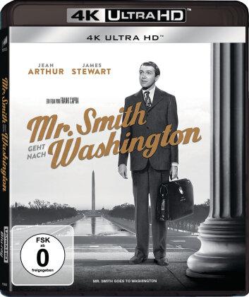 Mr. Smith geht nach Washington (1939) (s/w)