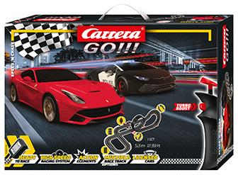 Carrera GO!!! - Speed 'n Chase