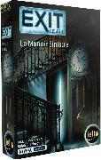 EXIT Le Manoir Sinistre 1-4