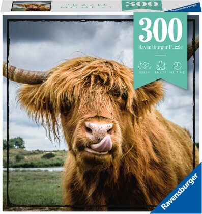 Highland Cattle (Puzzle)