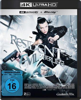 Resident Evil 4 - Afterlife (2010) (4K Ultra HD + Blu-ray)
