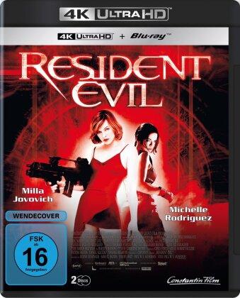 Resident Evil (2002) (4K Ultra HD + Blu-ray)
