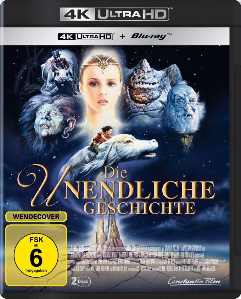 Die unendliche Geschichte (1984) (4K Ultra HD + Blu-ray)