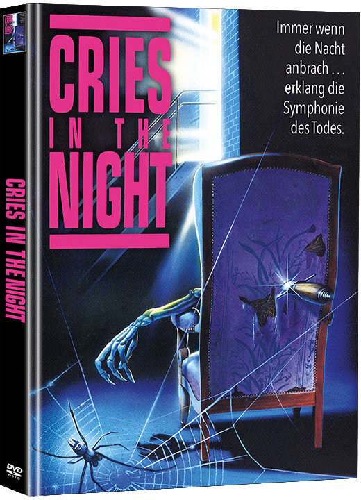 Cries in the night (1980) (Limited Edition, Mediabook, 2 DVDs)