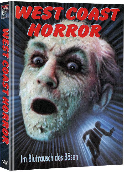 West Coast Horror - Im Blutrausch des Bösen (1987) (Edizione Limitata, Mediabook, 2 DVD)