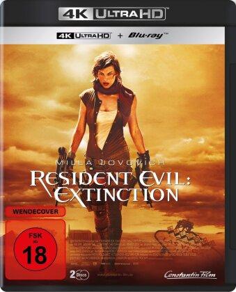 Resident Evil 3 - Extinction (2007) (4K Ultra HD + Blu-ray)