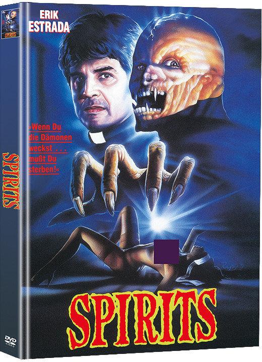 Spirits (1990) (Edizione Limitata, Mediabook, 2 DVD)