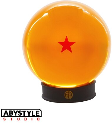 Boule de Cristal à 1 Étoile + socle - Dragon Ball - 7.5 cm